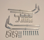Aluminum Bracket Set of Four