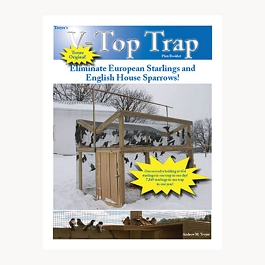 Troyer's V-top Trap Plan Booklet