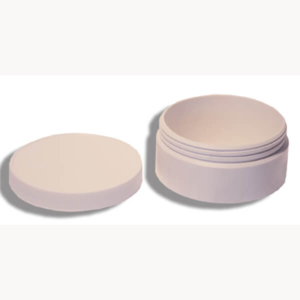 Collar with Access Caps for Natural Gourds