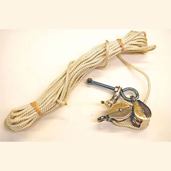 Replacement Rope with Pulleys