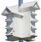 Poly-Wood Troyer T-14 Purple Martin House