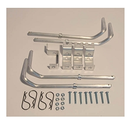 T-14 Aluminum Arm with Bracket Set of Four