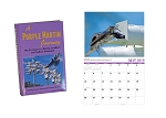 Purple Martin Book and Calendar