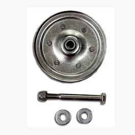 4-inch Pulley with Bolt