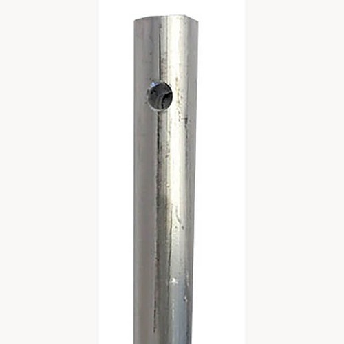 "3/4"" x 78-inch overall Aluminum Post for Bluebird Houses"